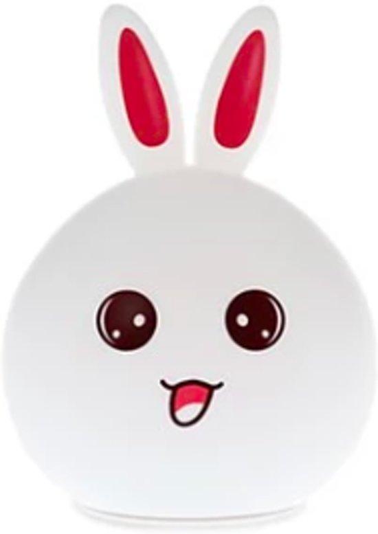Bunny Nachtlampje Oplaadbaar