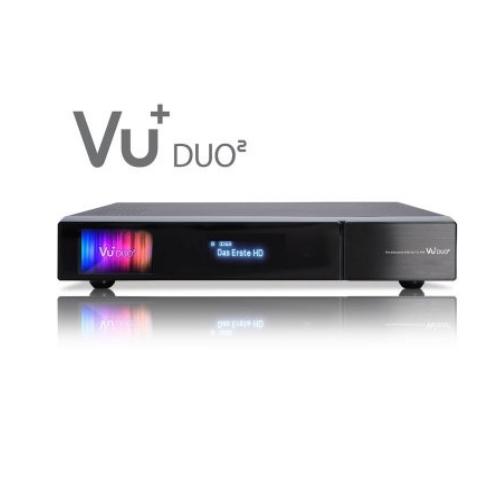VU+ Duo 2 DVB-C/T Twin Linux Ziggo decoder + 500GB HDD