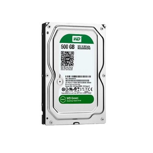 Gebruikte WD 500GB 3.5 inch SATA