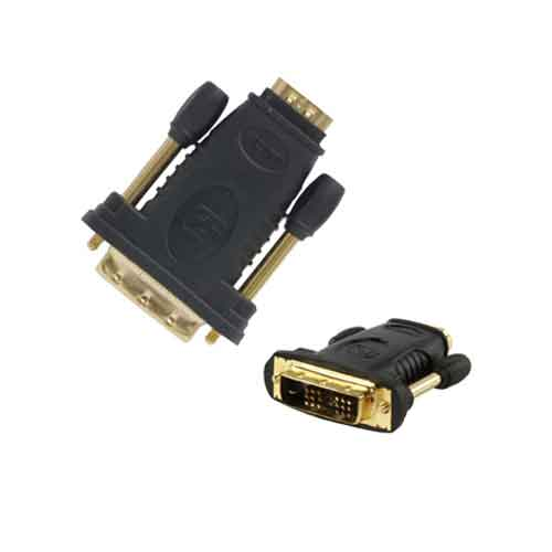 HDMI FEMALE - DVI MALE ADAPTER