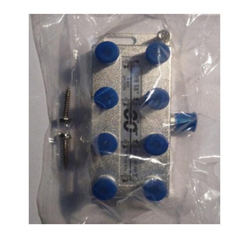 Coax splitter - Satelliet verdeler 8-voudig