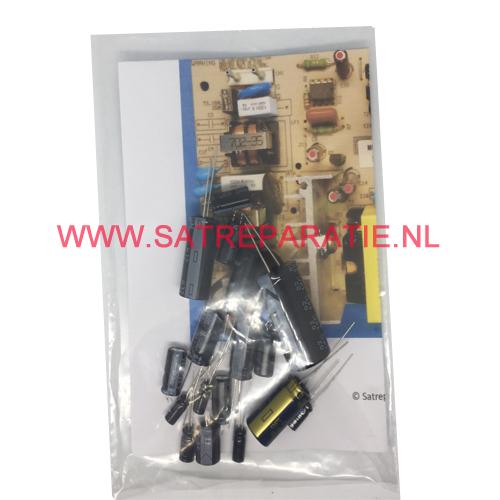 Reparatie kit voor voeding Xtrend ET-9000, ET-9200, ET-9500 met IC