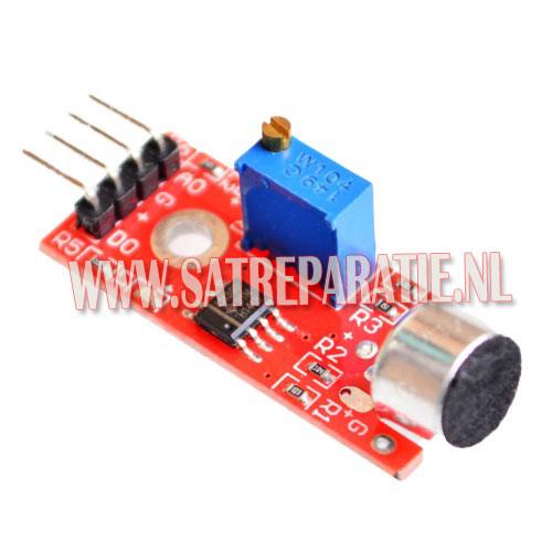 Arduino big sound sensor