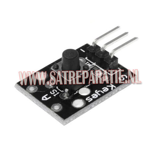 Arduino button sensor