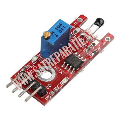 Arduino digital temp sensor