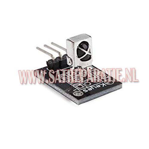 Arduino ir receiver sensor