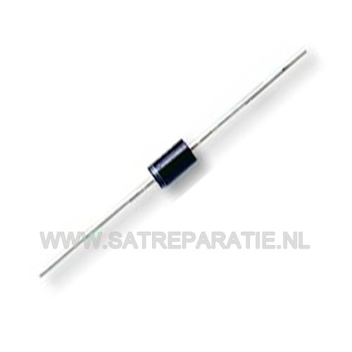 UF4006 Ultrafast Plastic Rectifier