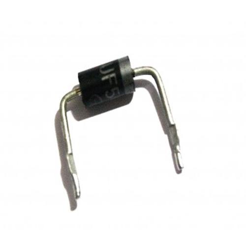 MUR420 Fast / Ultrafast Diode, 200 V, 4 A, Single, 1.35 V, 60 ns, 150 A