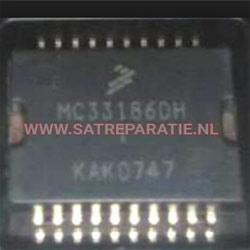 MC33186 Automotive H-Bridge Driver