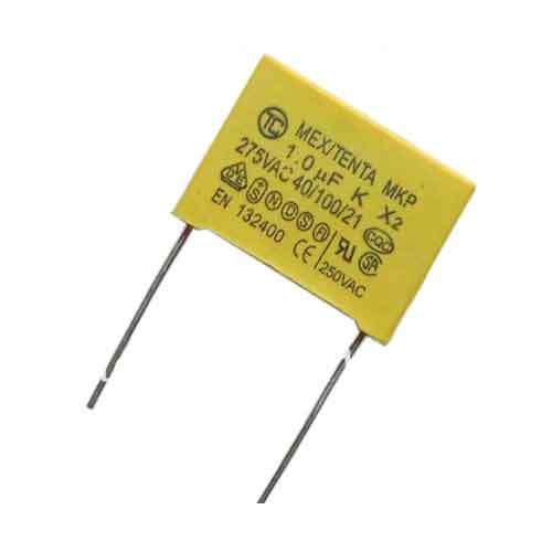 0.22uF 280V Polyester Film Capacitors