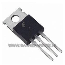 IRFBE30 N-channel MOSFET, 4.1 A, 800 V