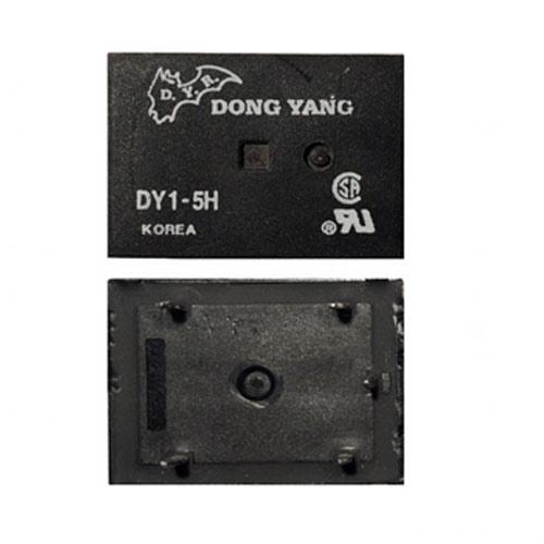 DY1-5H relais 5A max 10A