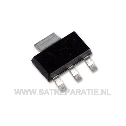 BCP53  Bipolar (BJT) Single Transistor, General Purpose, PNP, 80 V, 1.2 A, 1.5 W, SOT-223