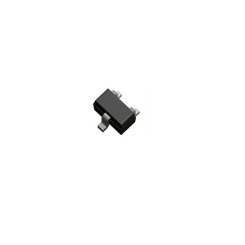 2SC5585 SMD transistor, NPN 500mA, 50V, SOT-416