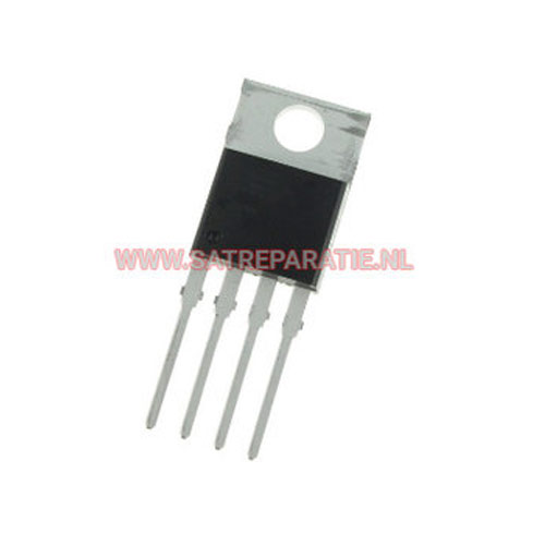 278R12 ON Semiconductor LDO Voltage Regulators, 10 stuks