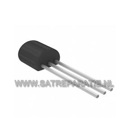 BC327.25 Bipolar (BJT) Single Transistor, PNP, 45 V, 800 mA, 625 mW, TO-92