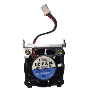 ICFAN Axial Fan, Compact Series, 5 V, DC, 40 mm, 10 mm