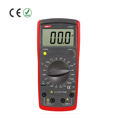 UT600 - Inductance Capacitance Meter, Inductantie capaciteitsmeter