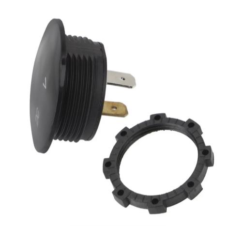 Voltmeter digitaal inbouw 5-48V