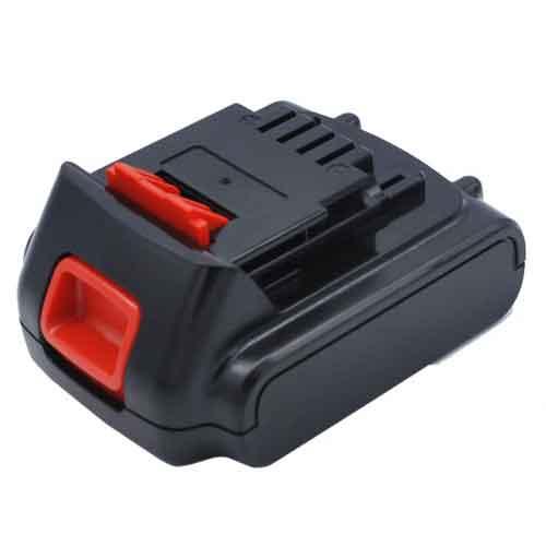 Outlet 14.4V 1.3Ah Li-ion battery for Black & Decker 4INR19/65