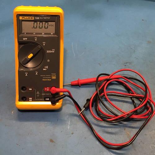 Gebruikte Fluke 73III Multimeter