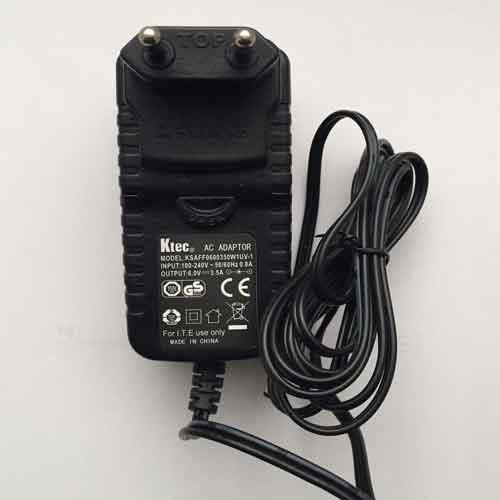 Adapter 6V 3.5A, KSAFF0600350W1UV-1