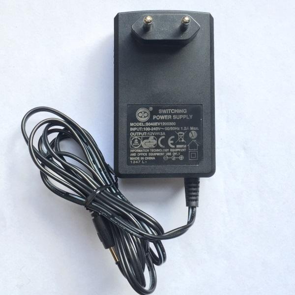 GigaBlue adapter S040EV1200300, 12V, 3A