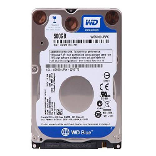 WD 500GB 2.5 inch SATA