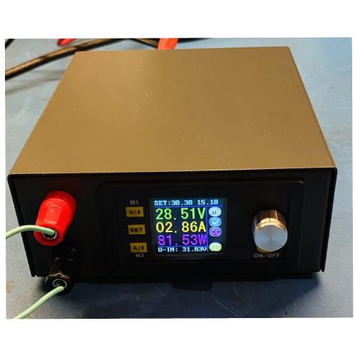 Nieuw DPS5015 Digitale labvoeding 50V 15A
