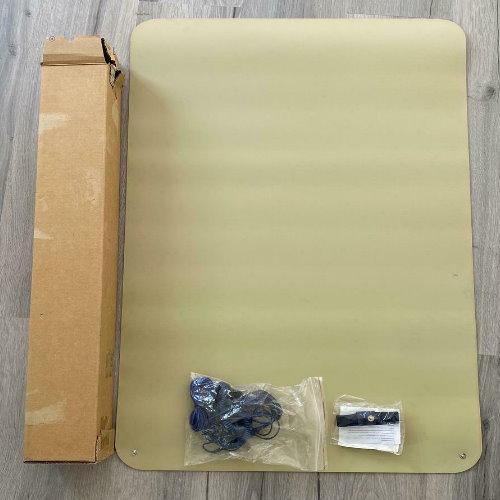ESD-bureaumatset Groen (l x b x h) 590 x 500