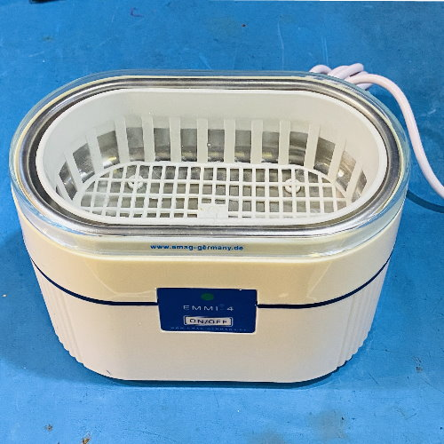 Outlet Emmi 4 Ultrasoon Reiniger 40 W 0.6 l