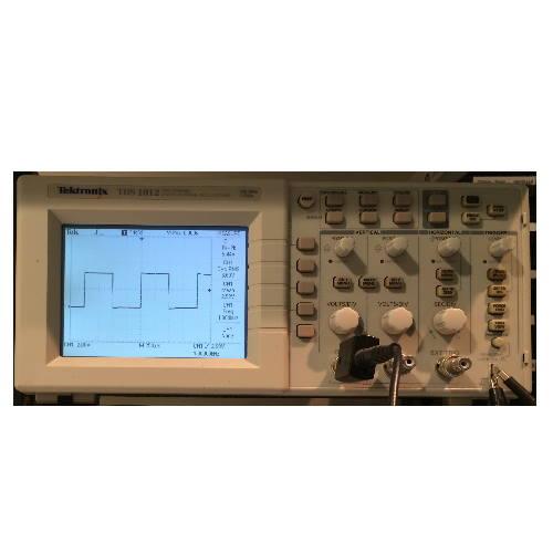 Gebruikte Tektronix TDS 1012 100 MHz 2 Channel Color Oscilloscope