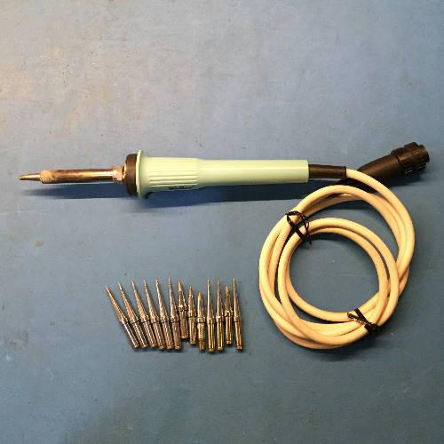 Gebruikte Weller Magnet Soldering Iron 50W 24V