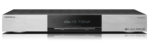 Topfield TF7710 HD PVR reparatie